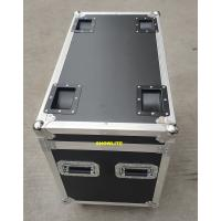 Quality Professional Lighting Road Cases / Durable Led Flight Case Customized Dimensions for sale