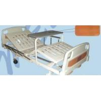 Best Double Crank Manual Hospital Bed(with fold able dinning board) wholesale