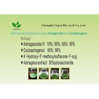 Quality Circulation Astragalus Membranaceus Extract 10% Astragaloside IV Brown Powder for sale