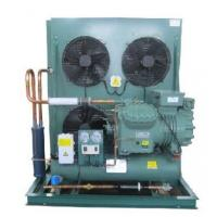 Quality Air cooled Refrigeration Bitzer condenser Unit for cold storage room for sale
