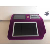 Buy 8G Nand Flash Wireless POS Terminal , Electronic Android 4.4.2 Wireless POS Systems at wholesale prices
