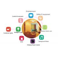 Quality High Security Smart Hotel Solutions , Hotel Guest Room Control System  Intelligent   Wireless for sale