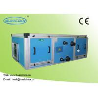 Quality High Efficiency 4000~20000 m³/h Air Flow HVAC Air Handling Units Color Plate Low Noise for sale