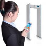 Quality High - Decibel Alarm Walk Through Metal Detector 2240×550x850mm External Dimensions for sale