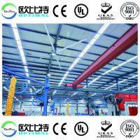 Buy OPT 24ft big size industrial HVLS fans with big air circulation and comfortable at wholesale prices