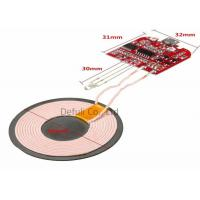 Multifunctional Qi Wireless Charging Module PCBA With Coil For Mobile Phone Charger