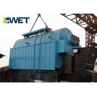 Quality Industrial 20T Biomass Fired Boiler, SZL Series Automatic Biomass Pellet Boiler for sale