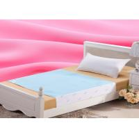 Best Breathable Incontinence Washable Bed Pad , Urine Segregate Dry Baby Bed Pad wholesale