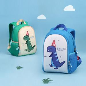 Quality NHB117 new design dinosaur neoprene school Backpack for toddler for sale