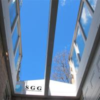 Quality Excellence quality double glazing insulated glass decorative skylights glass for sale