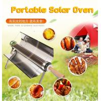 Quality portable solar barbecue oven for sale