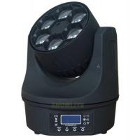Quality Dj Disco Effect  Mini Led Moving Head Wash Beam Rgbw Light LED 6*10W Small bee eyes led Effect stage light for sale