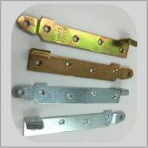 Quality 2.0mmantique Strap Hinges Hardware Corrosion Resistance Modern Design for sale