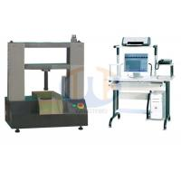 Quality WTY-W10 Computerized Compression Testing Machine Iron Ore Pellets ISO 4700 for sale