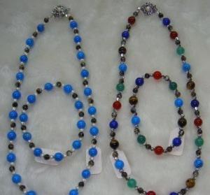 Quality Stone Jewelry for sale