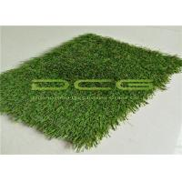 Quality Green Backing Artificial Grass Landscaping Easy Clean Low Maintenance for sale