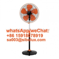 Quality 18 inch plastic stand fan with timer for office and home appliances/AC Power Source/ Ventilador De Pie for sale