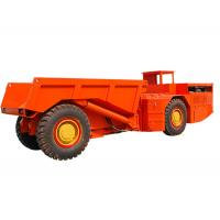 China China 8 Ton Underground Coal Mining Wheel Dump Trucks on sale