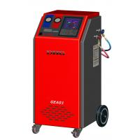 China Semi-automatic Car AC Recycling Machine , R134a Refrigerant Aircon Machine on sale