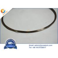 Quality MP35N Alloy Wire Nickel Based Alloys With Excellent Ductility And Toughness for sale