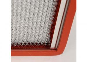 Quality High Temperature Ultrasonic Housing Hepa Filter For Oven UV Oven Drying Room for sale