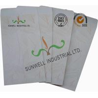 Quality White Color Custom Printed Mailing Envelopes , Personalized Mailing Envelopes for sale