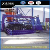 China precast concrete culvert box machine on sale