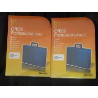 Quality Full Version Microsoft Office 2010 Professional Retail Box 1 Ghz Processor for sale