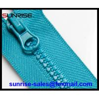 Buy #8 YKK O/E injected zippers with paiting A/L sliders for garments pockets for at wholesale prices