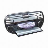 Quality Car DVD Player for Fiat500, with GPS/BT/DVB-T, Radio/MP3/MP4 Players/MPEG/TV/USB/SD Slot/AM/FM Tuner for sale