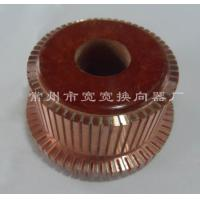 Quality Custom 57 Segments DC Motor Commutator For DC Traction Motor XQ-3.8-4 for sale