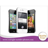 Best TFT LCD 3.5 inch 960 x 640 pixels Apple iPhone 4S mobile phone cdma GSM with bluetooth  wholesale