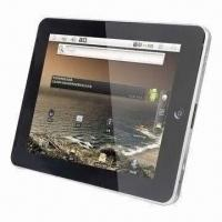 Quality 8 Inches Tablet PC with Two-point Touch Resistive Panel, Google's Android 4.0 OS for sale