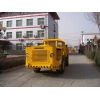 Quality 2.5m³ Rock Breaker Machine Load Haul Dump Truck 36 L/min for poor working conditions for sale