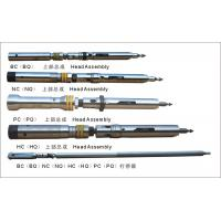 Wireline Double Core Barrel Q Series Head Assembly And Overshot Assembly