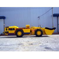 Quality Sinome Heavy duty Underground hardrock mining equipments Electric LHD With ROPS / FOPS Standard for sale