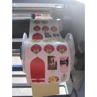 Quality Roll To Roll Digital Cutter For Paper Label Cutting Adhesive Paper No Die Cutting for sale