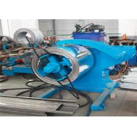 Quality Cr12 Roller Sheet Metal Rolling Machine Mild Steel Sheet 41KW 24 Stations for sale