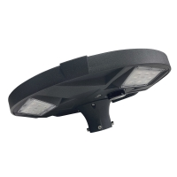 Quality Outdoor 12V 30Ah 150lm/w Solar LED Garden Lamp 30W 2050lm for sale