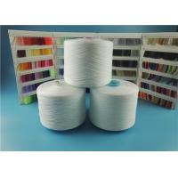 Best High Quality 100% Pure Virgin Sewing Use Plastic Cone 100% polyester Spun Yarn wholesale