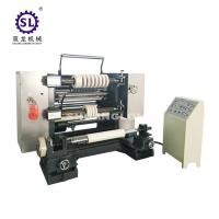 Buy Automatic BOPP Film Laminated Film Slitting Machine with Automatic Tension at wholesale prices