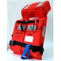 Quality Adult 150N Foam Foldable SOLAS Marine Life Jacket  Lifevest For Navy , Offshore for sale