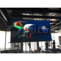 High Denifition P4mm Indoor LED Screens Shines In Guoxing Sports Club