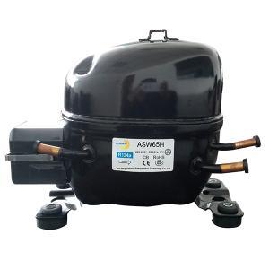 Quality R134a refrigerator compressor(ASW65H)  1/5 hp for sale