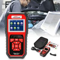 Quality AUTEL ANCEL Launch Obd2 Diagnostic Tool 2.8 Inches TFT Screen For Battery Tester for sale