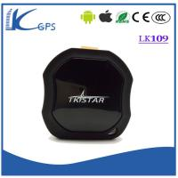 Quality LKGPS Mini Elderly Personal GPS Tracker Waterproof For Mobile Phone APP for sale