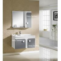 Side Mirror Cabinet All In One Bathroom Vanity Thin Top Or Polymarble