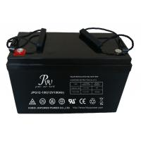 Long Life Sealed AGM Lead Acid Battery 12V 100AH For Storing Solar Electricity