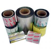 Quality Detectable aluminium foil +PE warning tape for sale