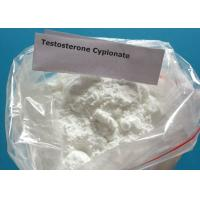 Buy cheap Raw Hormone white Powder CAS No.:58-20-8 Testosterone Cypionate for Testosterone from wholesalers